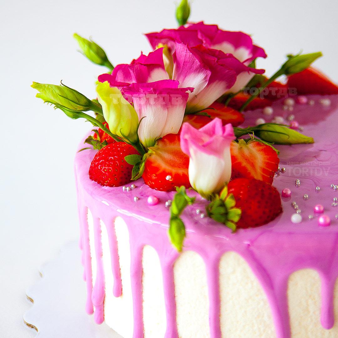 цветочный торт картинки брюшко